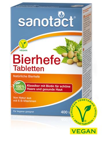 sanotact Bierhefe 德國啤酒酵母4...