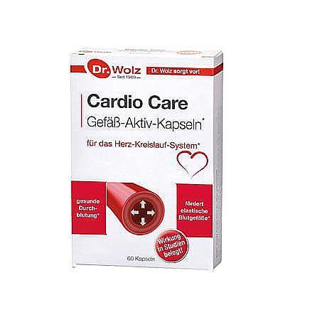 Dr.Wolz 血管活化保養膠囊 Cardio C...