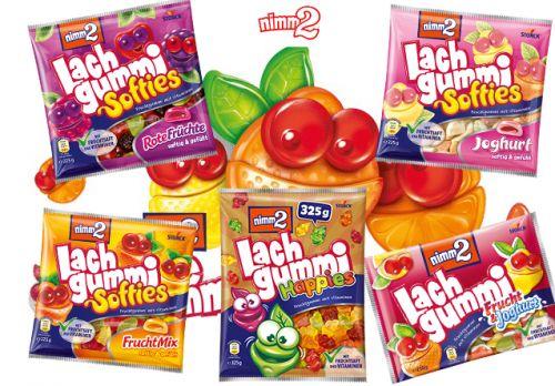 Nimm2 天然果汁QQ軟糖