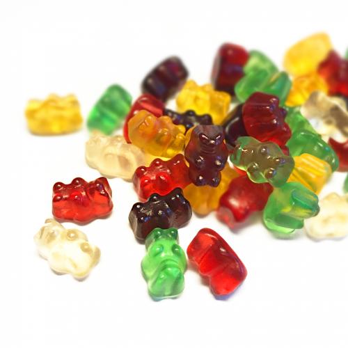 迷你果汁熊 500g Minibären