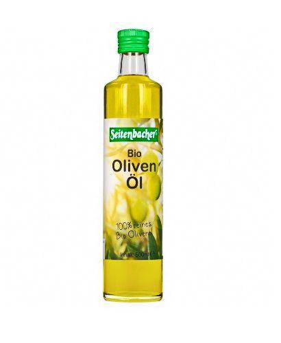 Seitenbacher Bio Olivenöl...