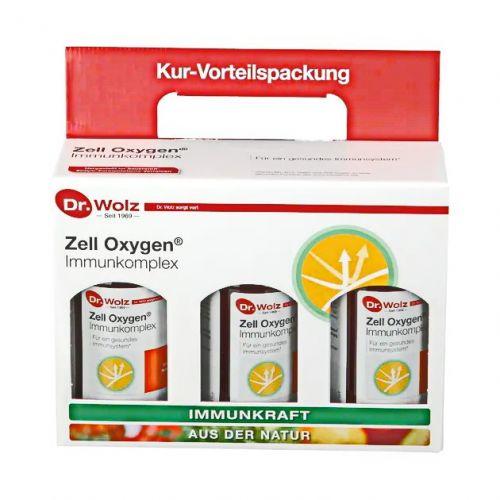 Dr. Wolz ZELL OXYGEN 伍兹博士...
