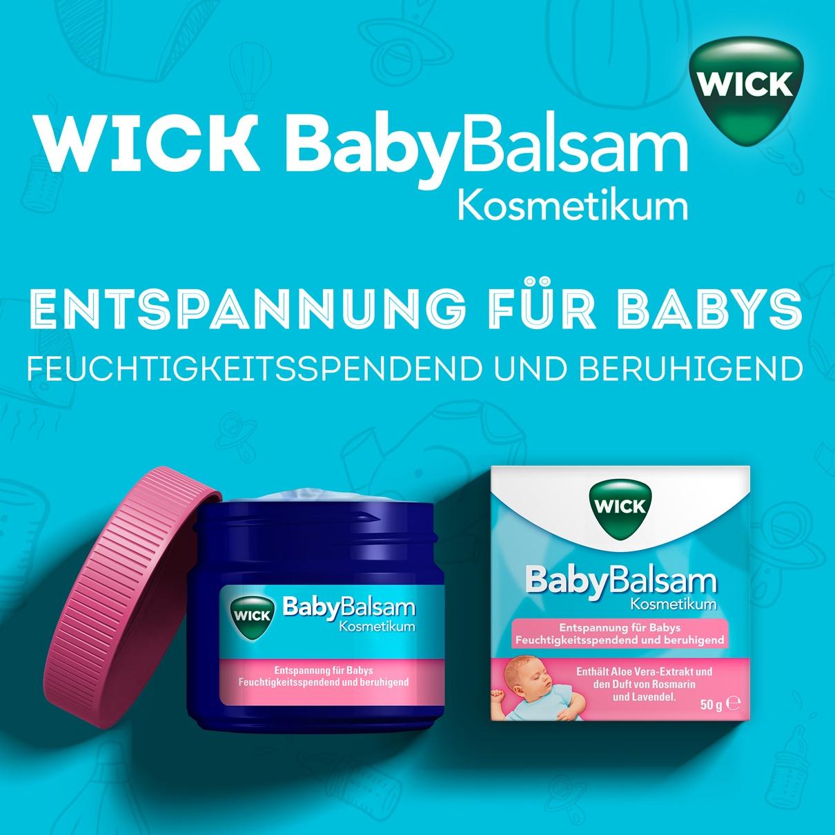 Wick Baby Balsam Dm